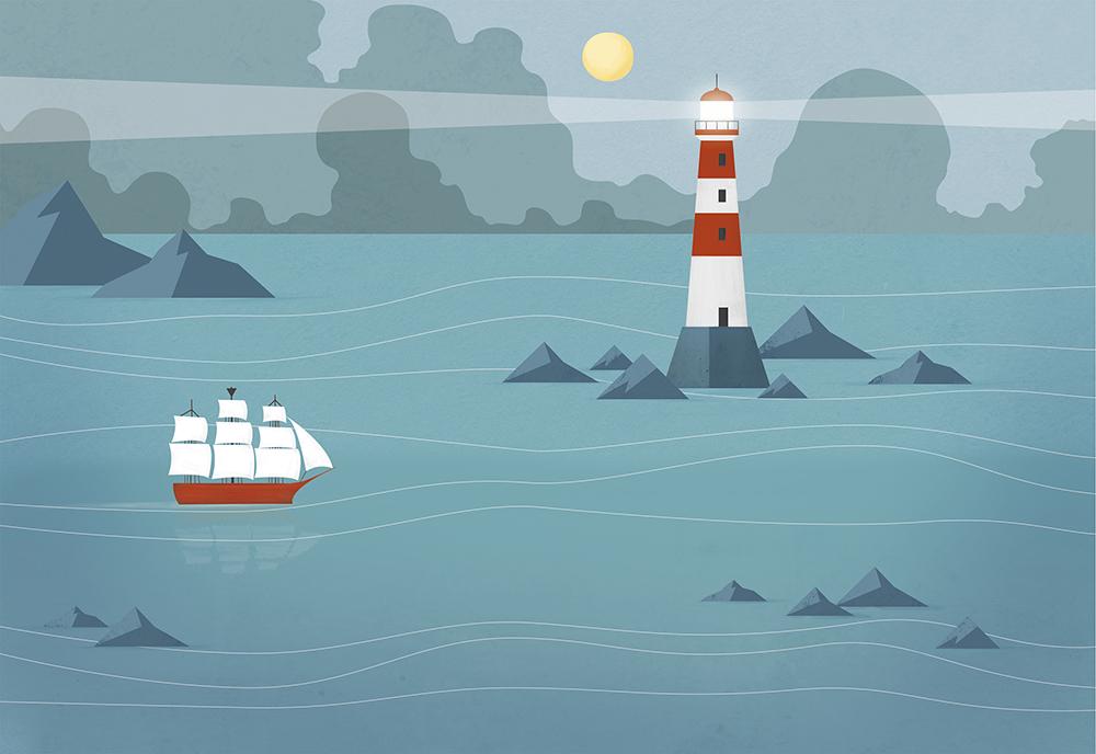 Sea stories ship