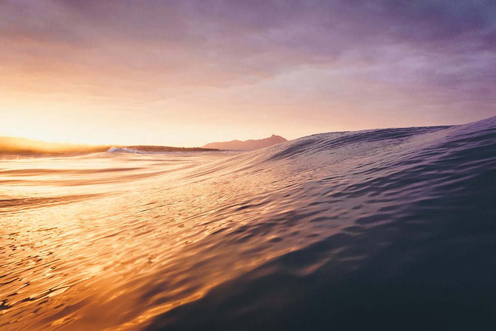 water light sun