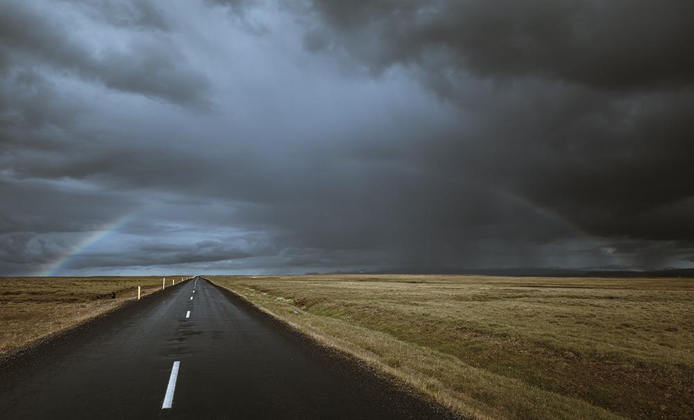 rainbow road storm