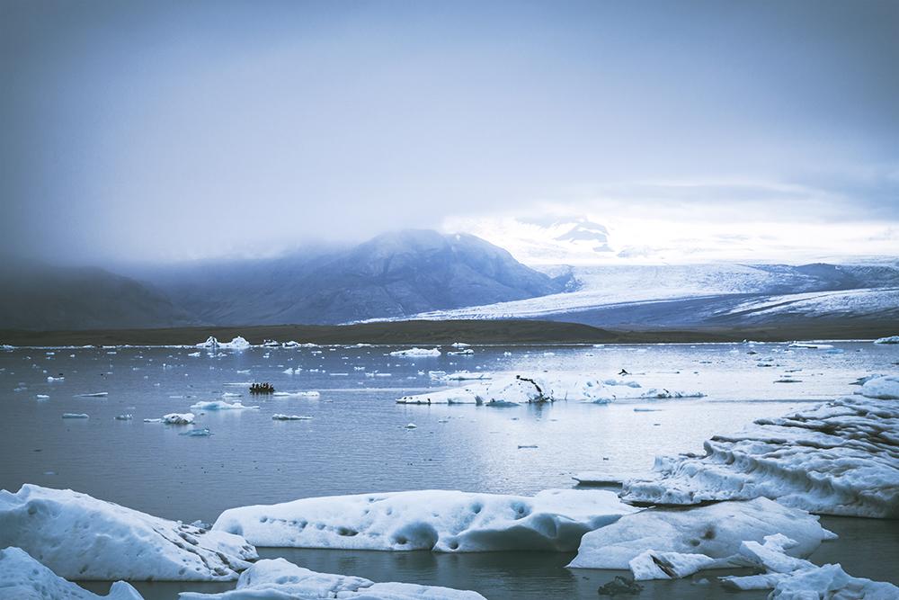 glacier water iceberg